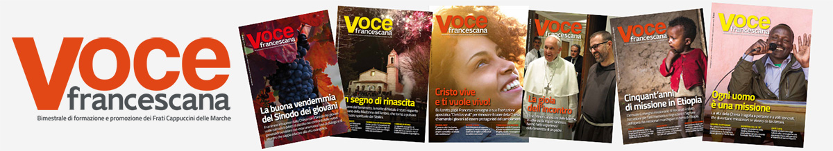 Newsletter Voce Francescana